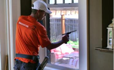 Interior Window Washing Residential