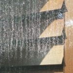 sprinkler stains